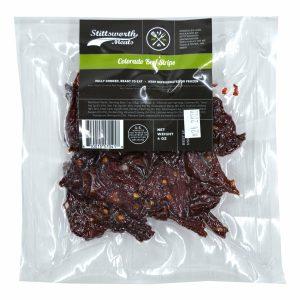 Colorado Beef Strips | Stittsworth Meats (Fresh Jerky)