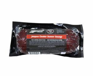 Jalapeno Cheddar Summer Sausage