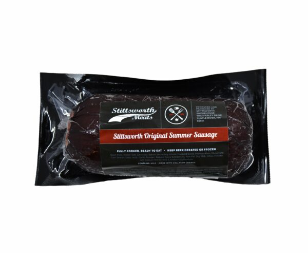 Old Fashioned Summer Sausage